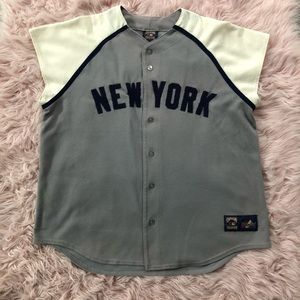 Vintage Cooperstown Collection Yankees Shirt 2X